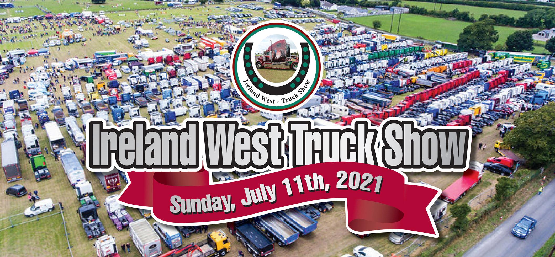 Ireland West Truck Show 2021